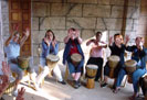 Interactive Drumming - Teambuilding drumming